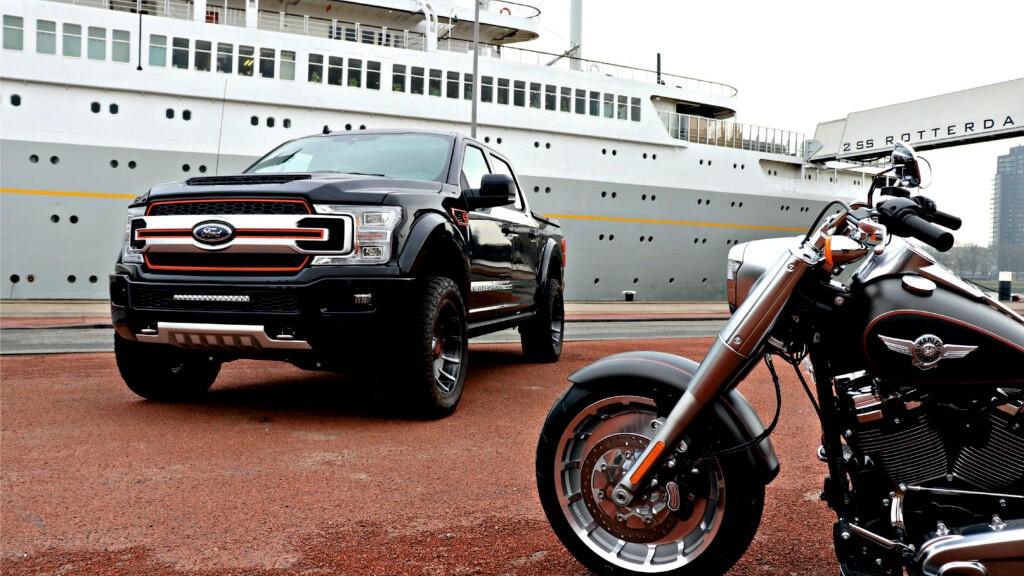 Harley Davidson Truck e Moto